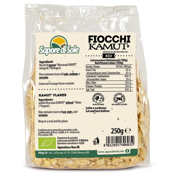 Fiocchi KAMUT® - SCADENZA 31/12/2017