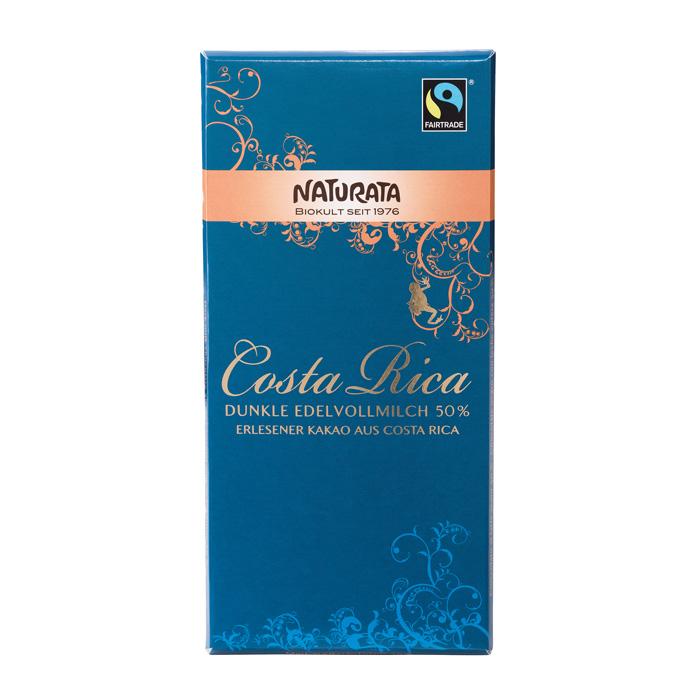 Cioccolato al Latte 50% Costa Rica - SCADENZA 11/12/2017