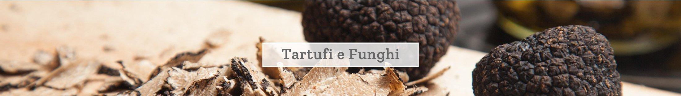 Tartufi e funghi
