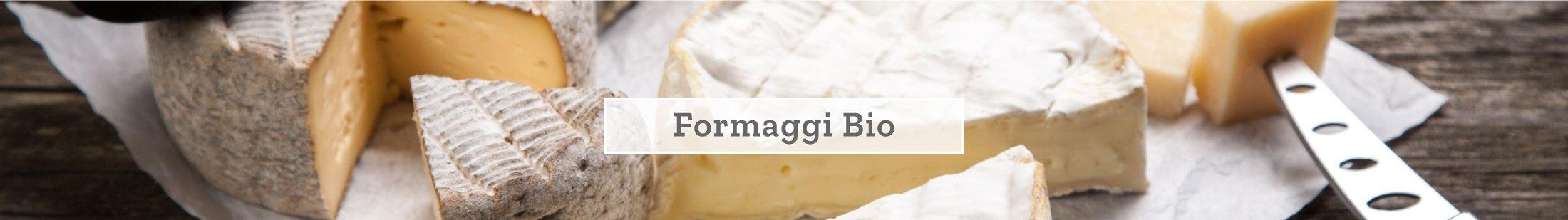 Formaggi e Yogurt Bio