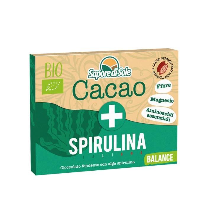 Cacao + Spirulina Italiana - Balance