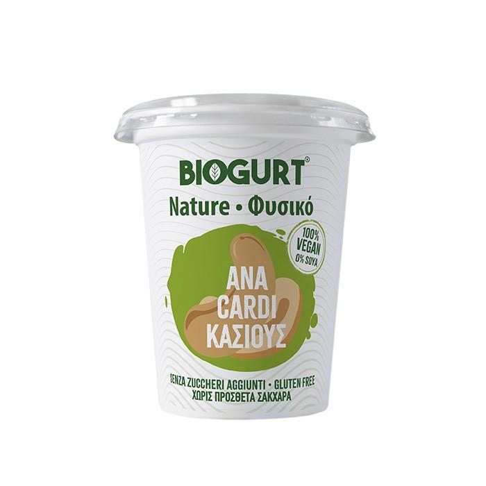 Biogurt Naturale agli Anacardi