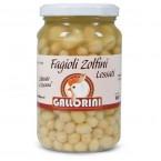 Fagioli Zolfini Lessati -  al Naturale