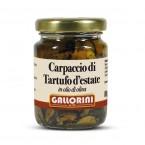Carpaccio di Tartufo d'Estate - in Olio di Oliva