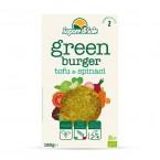 Green Burger Tofu e Spinaci