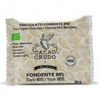 Tavoletta Fondente 80% - Cacao Crudo