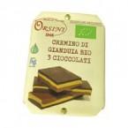 Cremino con Gianduia 3 Cioccolati